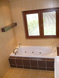 Koupelna Klobuky rodinný dům