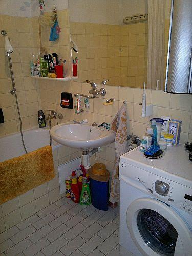 Koupelna před rekonstrukcí P8